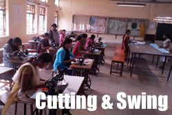 cutting & swing